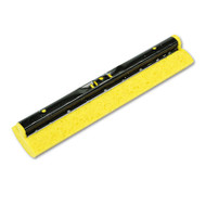 "Rubbermaid Commercial Mop Head Refill for Steel Roller, Sponge, 12"" Wide, Yellow (RCP 6436 YEL)"
