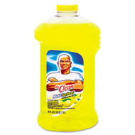 Mr. Clean Multi-Surface Antibacterial Cleaner, Summer Citrus, 40oz Bottle, 9/Carton (PGC 31502)