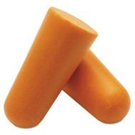 Jackson Safety* Earplugs, Foam, Disposable, Bullet Shaped, 200/Pack (KCC 67210)