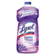 LYSOL Brand All-Purpose Cleaner, Lavender and Orchid Essence, Liquid, 40 oz. Bottle (REC 78631)
