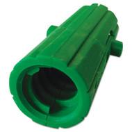 Unger AquaDozer Squeegee Acme Threaded Insert, Nylon, Green (UNG FAAI)