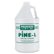 Kess Premier Pine L Cleaner/Deodorizer, Pine Oil, 1gal, Bottle, 4/Carton (KES PINE-L)