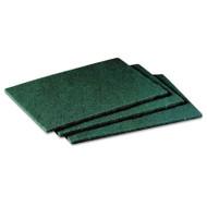 Scotch-Brite General Purpose Scrub Pad, 3 x 4 1/2, Green, 40 per Box (MCO 59166)