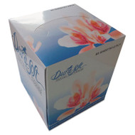 GEN Facial Tissue Cube Box, 2-Ply, White, 85 Sheets/Box, 85/Box, 36 Boxes/Carton (GEN 852D)