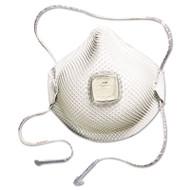 Moldex 2700N95 Series HandyStrap Respirator, Half-Face Mask, Medium/Large, 10/Box (MLX 2700N95)