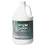 Simple Green Crystal Industrial Cleaner/Degreaser, 1gal, 6/Carton (SMP 19128)