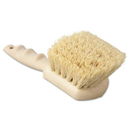 "Boardwalk Utility Brush, Tampico Fill, 8 1/2"" Long, Tan Handle (BWK 4208)"