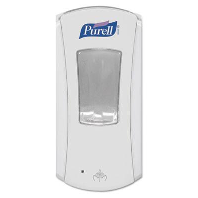 PURELL LTX-12 Dispenser, 1200 mL, White