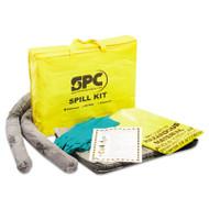 SPC SKA-PP Economy Allwik Spill Kit, 5/Carton (SBD SKA-PP)