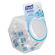 PURELL Advanced Instant Hand Sanitizer Gel, 1 oz Bottle, Lemon Scent, 36/Bowl,1 Bowl/CT (GOJ 3901-36-BWL)