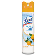 LYSOL Neutra Air Sanitizing Spray, Sanitizing Spray, Citrus, Aerosol, 10oz, 12/Carton (REC 76940)