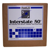 Franklin Cleaning Technology Interstate 50 Floor Finish, 5gal Cube (FRK F195025)