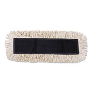 Boardwalk Mop Head, Dust, Cotton/Synthetic Fibers, 48 x 5, White (UNS 1648)