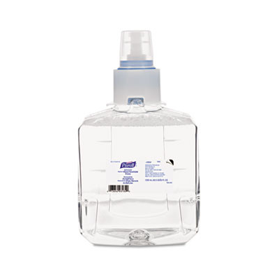 PURELL Advanced Instant Hand Sanitizer Foam, LTX-12 1200mL Refill, Clear