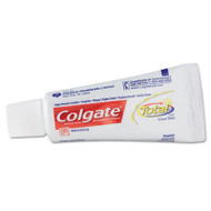 Colgate Total Clean Mint Toothpaste, .75 oz Tube, 24/Carton (CPC 76311)