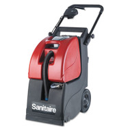 Electrolux Sanitaire Butler 3-Gallon Carpet Extractor 6092A, 3.5 gal Tank, Red/Black, 35 ft Cord (EUR 6092A)