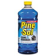 Pine-Sol All-Purpose Cleaner, Sparkling Wave, 60 oz, 6 Bottles/CT (CLO 40238)