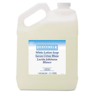 Boardwalk Mild Cleansing Lotion Soap, Floral Scent, Liquid, 1gal Bottle, 4/Carton (BWK420CT)