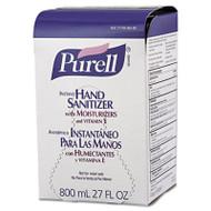 PURELL Instant Hand Sanitizer 800mL Refill, 12/Carton (GOJ965712)