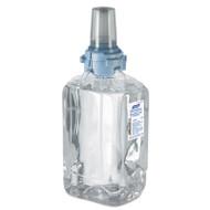 PURELL Advanced Green Certified Hand Sanitizer Foam Refill,1200mL,FragFree,3/Ctn (GOJ880403CT)