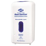 Clorox No-Touch Hand Sanitizer Dispenser, Adjustable Sensor, White (CLO30242CT)