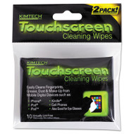 Kimtech* Disposable Wipes, 3 1/10 x 3 9/10, White, 10 Wipes/Pouch, 12 Pouches/Bx, 4 Bx/Ct (KCC25932CT)