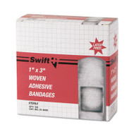 "Swift Adhesive Bandages, 1"" x 3"", Woven (SWF016459)"