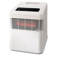 Honeywell Energy Smart HZ-970 Infrared Heater, 15 87/100 x 17 83/100 x 19 18/25, White (HWLHZ970)