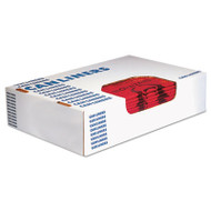 Heritage Healthcare Biohazard Printed Can Liners, 8-10 gal, 1.3mil, 24 x 23, Red,500/CT, (HERA4823PR)