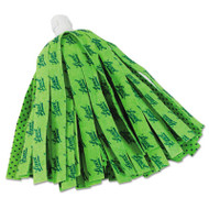 "LYSOL Brand Self Wringing Mop Head Refill, 11"", Green (QCK570911)"