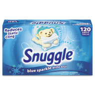 Snuggle Fabric Softener Sheets, Fresh Scent, 120 Sheets/Box, 6 Boxes/Carton (DVOCB451156)
