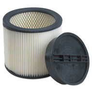 Shop-Vac Cartridge Filter, For Full Size Wet/Dry Shop-Vac Vacuums (SHO90304)
