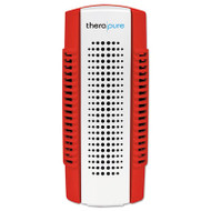 Therapure Mini Plug-In Collection Blade Air Purifier, One Speed, Red (IONTPP50RED)