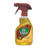 OLD ENGLISH Furniture Polish, Lemon, 12oz, Spray Bottle, 6/Carton (RAC82888CT)