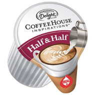 International Delight Coffee House Inspirations Half & Half, .375oz, 384/Carton (ITD0102041)