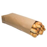 General 1/4 BBL Paper Grocery Bag, 52lb Kraft, Standard 17 x 6 x 29 1/2, 250 bags (BAGSK1452SB)