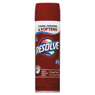 RESOLVE Foam Carpet Cleaner, Foam, 22 oz, Aerosol Can, 12/Carton (RAC00706CT)