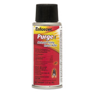 Enforcer Purge I Micro Metered Flying Insect Killer, 3.2oz Aerosol, Unscented, 6/Carton (AMR1047796)