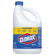 Clorox Concentrated Bleach, 121 oz Bottle, 3/Carton (CLO30770)