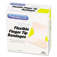 PhysiciansCare by First Aid Only First Aid Fingertip Bandages, 40/Box (ACMG126)
