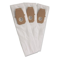Hoover Commercial Disposable Vacuum Bags, Allergen SB, 3/Pack (HVRAH10370)