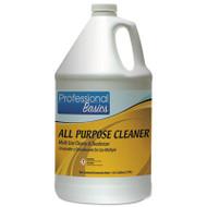 Theochem Laboratories Professional Basics All Purpose Cleaner, Lavender Scent, 1 gal Bottle (TOL505919EA)