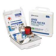 First Aid Only ANSI 2015 Compliant  Class B Type III First Aid Kit for 50 People, 199 Pieces (FAO90566)