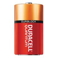 Duracell Quantum Alkaline Batteries with Duralock Power Preserve Technology, C, 12/Box (DURQU1400BKD)