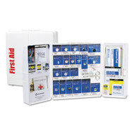 First Aid Only ANSI Compliant SmartCompliance First Aid Station Class A+, 50 People, 241 Pieces (FAO90608)