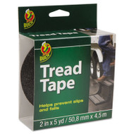 "Duck Tread Tape, 2"" x 5yds, 3"" Core (DUC1027475)"