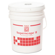 Franklin Cleaning Technology Superscope II Non-Ammoniated Floor Stripper, Liquid, 5 gal. Pail (FKLF209026)