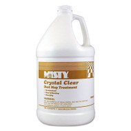 Misty Crystal Clear Dust Mop Treatment, Slightly Fruity Scent, 1 gal Bottle (AMR1003411EA)