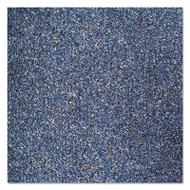 Crown Rely-On Olefin Indoor Wiper Mat, 36 x 120, Blue/Black (CWNGS0310MB)