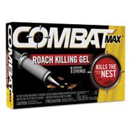 Combat Source Kill Max Roach Killing Gel, 1.058oz Syringe, 12/Carton (DIA05452)